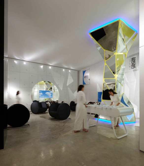 Studio Simone Micheli Milano  -  3a1 calciobalilla