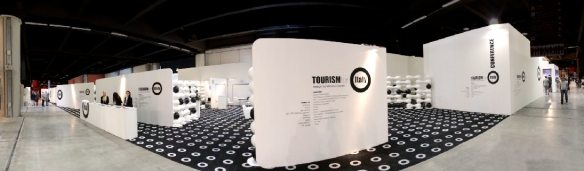 Tourism Lounge by Simone Micheli | EIRE 2014