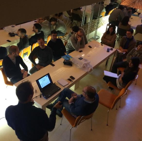 Simone Micheli Studio | Firenze - Meeting con Grohe
