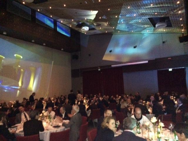 """""""Hotel & Spa come opere sostenibili"""" - conference and Gala Dinner by Simone Micheli"""