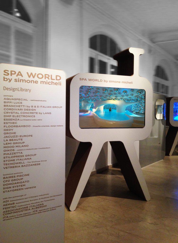 SPA WORLD by Simone Micheli