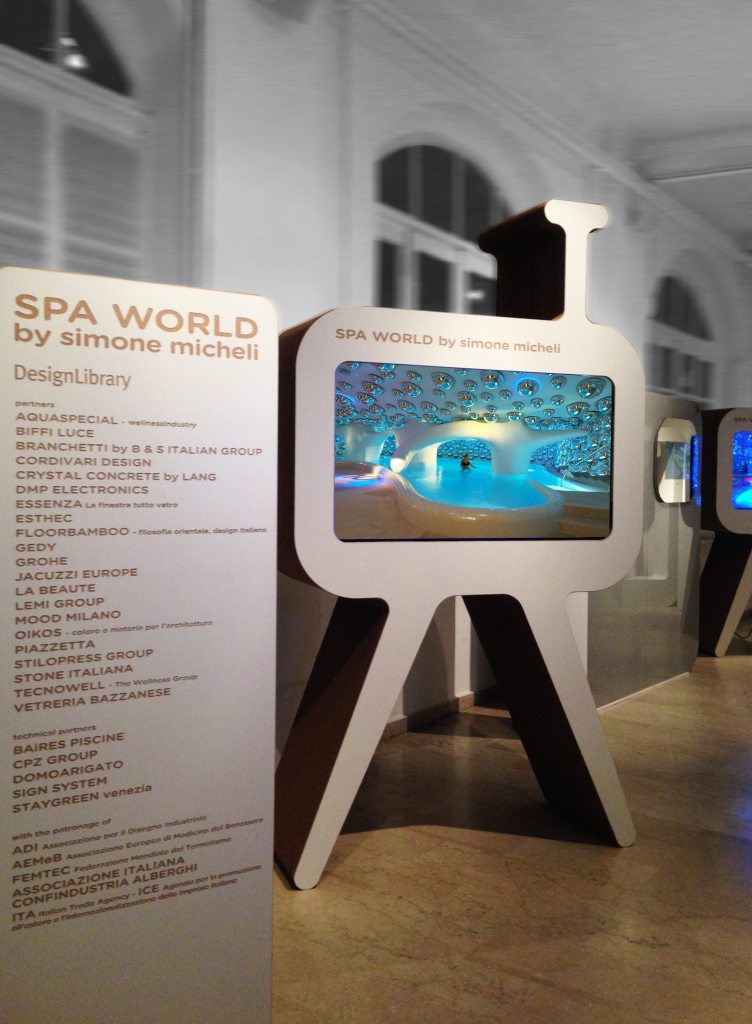 SPA WORLD by Simone Micheli